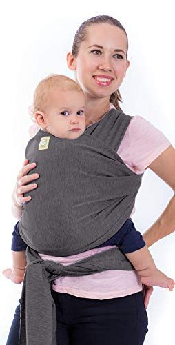 931f85a61e9 Discounted Baby Wrap Carrier by KeaBabies - All-in-1 Stretchy Baby Wraps - Baby  Sling - Infant Carrier - Babys Wrap - Hands Free Babies Carrier Wraps ...