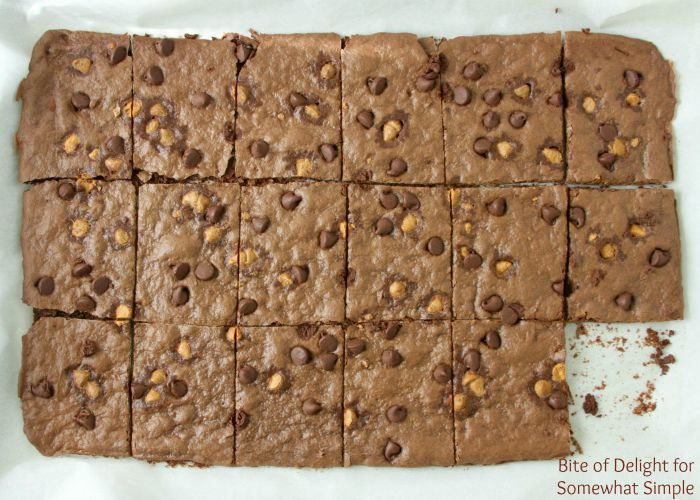 Pumpkin Spice Brownie Brittle Recipe - Somewhat Simple                                                                                                                                                      More