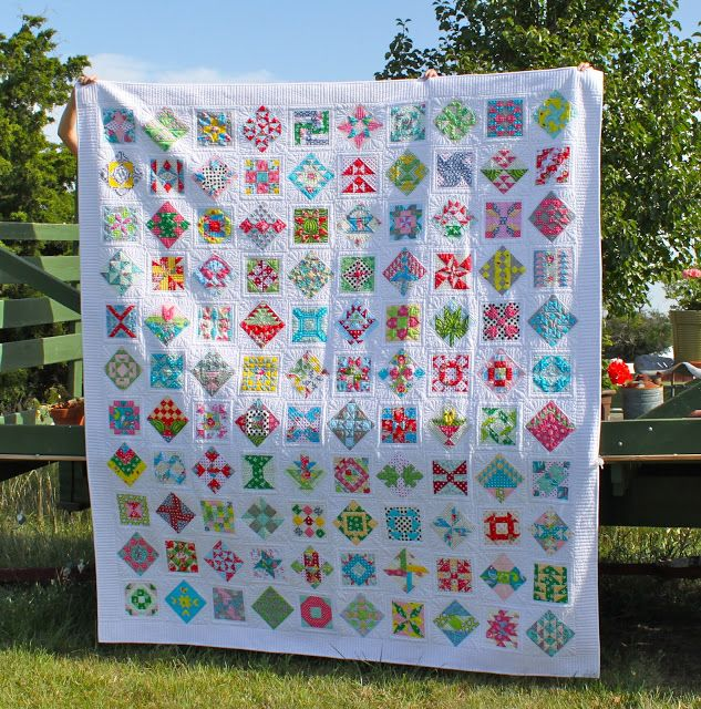 Farmers Wife Sampler Quilt - Lollyquiltz