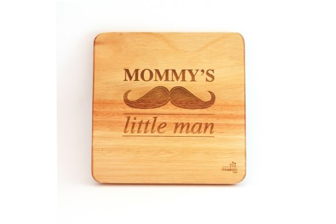 Wall Art - Mommy's Little Man by Moskito Kids on hellopretty.co.za