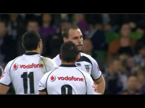 NRL 2011 Finals Week 3 Highlights: Storm V Warriors