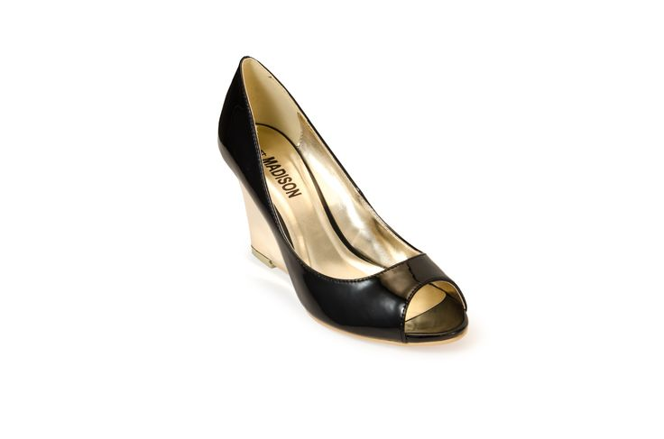 SAN JOSE Black R410.00 from www.madisonheartofnewyork.com follow us on Twitter @Madison Shoes SA