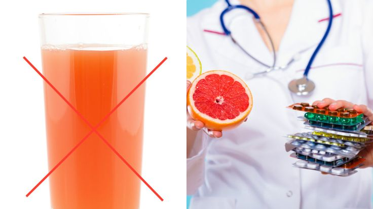 Important Notice: GRAPEFRUIT JUICE…How NOT to Take a Pill