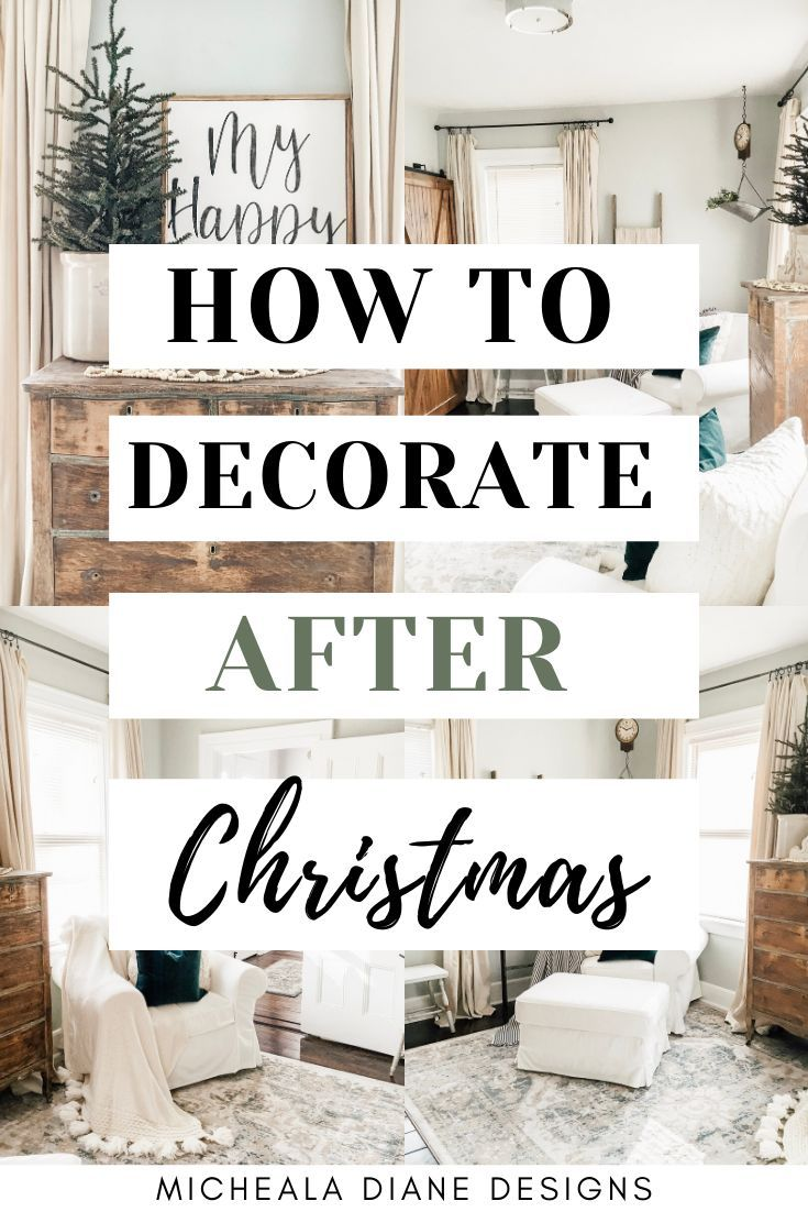Simple Winter Living Room How To Decorate After Christmas In 2020 Winter Living Room Decor Winter Home Decor #winter #living #room #decor