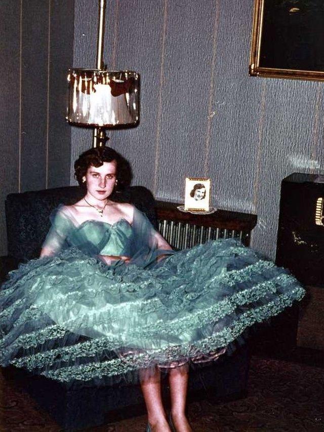 Vintage amateur teen