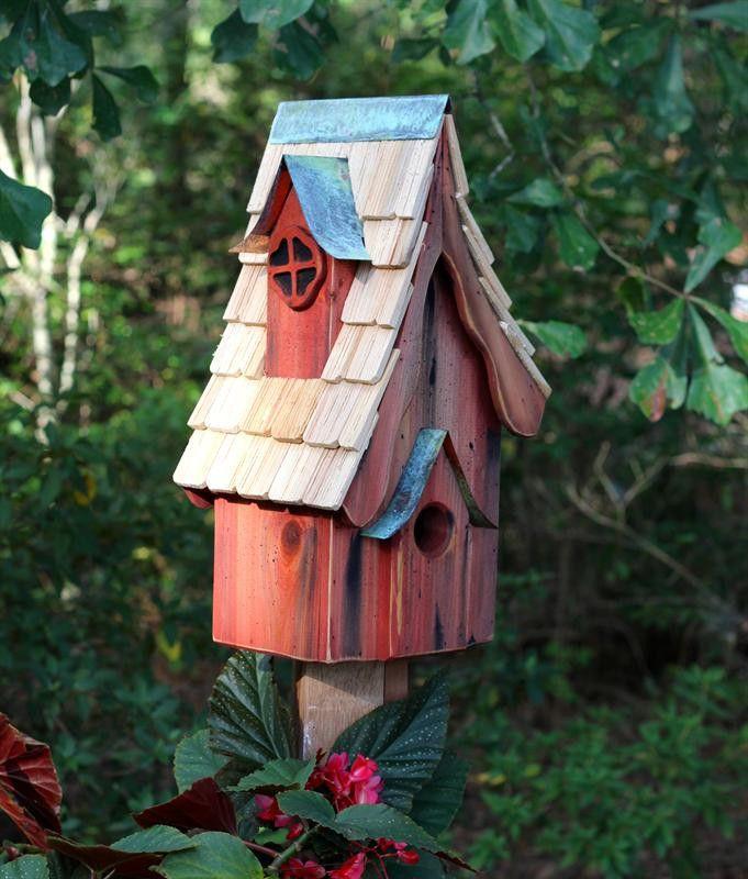 Boyds Bungalow Birdhouse