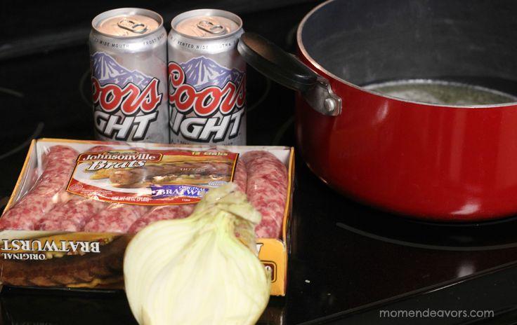 Beer Brats Ingredients