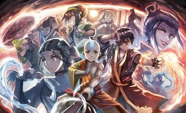 Avatar The Last Airbender Wallpaper Discover More 1080p Background Cool Desktop Ip In 2021 Avatar The Last Airbender Art Avatar The Last Airbender Avatar Airbender Desktop wallpaper avatar last airbender