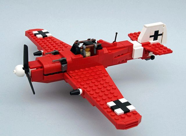 lego red baron