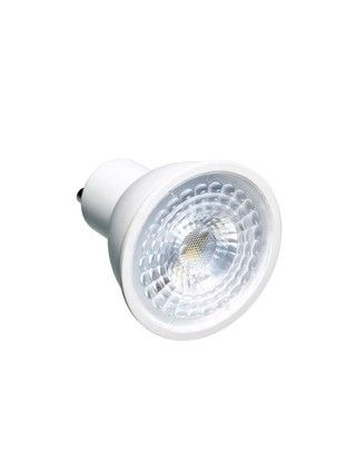 LAMPADA DICROICA LED 5W 3000K(LUZ AMARELA) 350LM CERTIFICADA EQUIVALE A DICROICA HALOGENA DE 50W