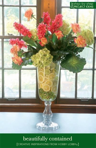 Hobby Lobby Floral Arrangement Idea Floral Arrangements