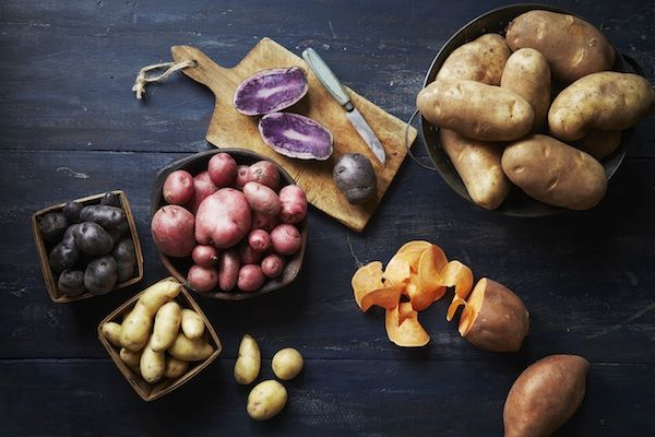Sweet vs. regular potatoes: Which are really healthier? The team at Precision Nutrition do a fine job of exploring this question—investigating not just nutritional value but methods of cultivation and harvest (the impacts on human and environmental health). This article takes a fascinating and comprehensive look at the humble spud!