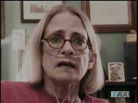 """""""I'm 58 and I have been Murdered in Slow Motion."""" ~ June Breit, Mesothelioma Warrior    """"I leave it to you to take it from here. I must leave it to you, because I won't be going on from here."""" – June Breit (2009)"""