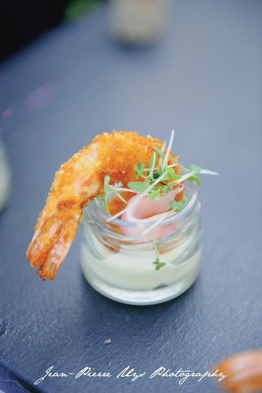 247 best images about canap s on pinterest canapes ideas for Prawn cocktail canape