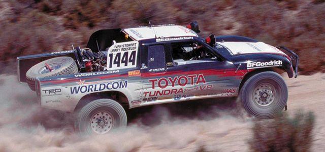 Happy Birthday Toyota Racing Development! TRD celebrates 35 years