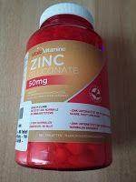 Produkttests und mehr: Zink 50mg 100% Echtes Zink - 360 Tabletten - Haare...