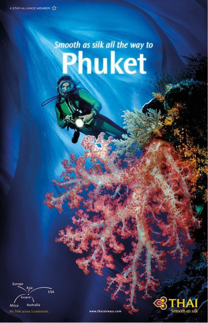 Thai International ~ Phuket