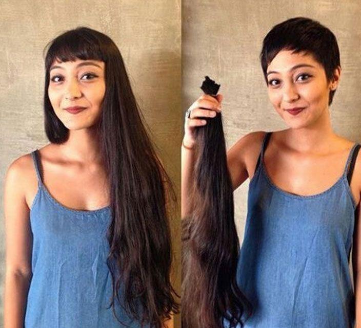 18 káprázatos átalakulás, ugye milyen sokat jelent az új frizura! - Ketkes.com