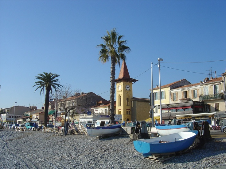 Cagnes-Sur-Mer  #www.frenchriviera.com