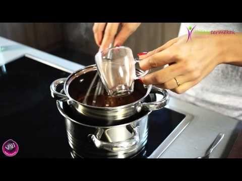 Paleo vegan chocolate recipe Csokoládé készítése (paleo, vegán csoki/bonbon recept) - YouTube