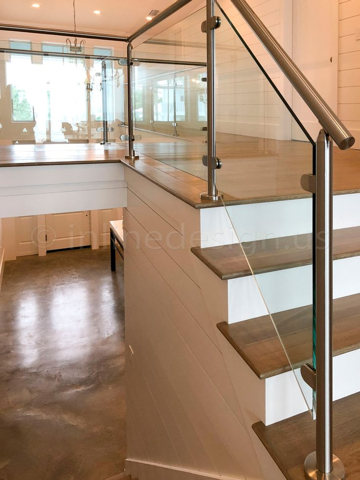 Bill - FL   Stair remodel, Railing, Design