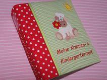 Portfolio Ordner KiTa Kindergarten Vorschule Schaf