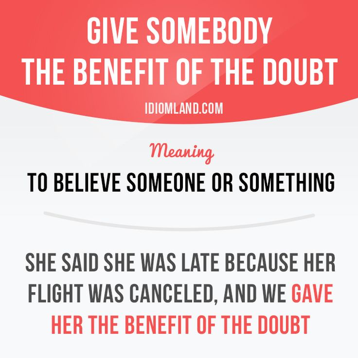 """Give somebody the benefit of the doubt"" - Learn and improve your English language with our FREE Classes. Call Karen Luceti 410-443-1163 or email kluceti@chesapeake.edu to register for classes. Eastern Shore of Maryland. Chesapeake College Adult Education Program. www.chesapeake.edu/esl."