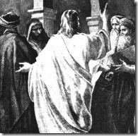 Jesus Argued Reductio Ad Absurdum