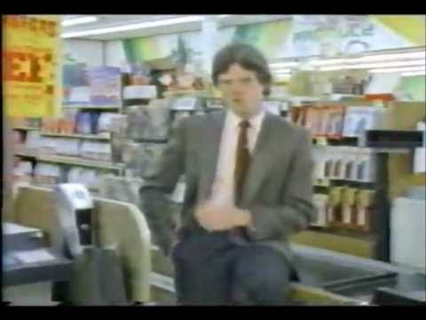 "Rich Hall - Supermarket Sniglets (1983); Anybody remember ""sniglets""?"