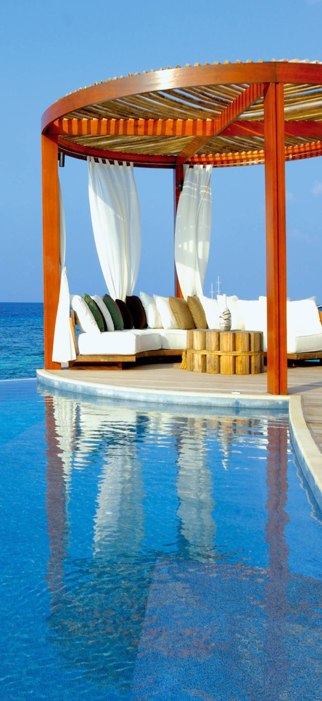 W retreat spa the maldives luxury travel gateway http
