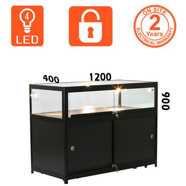 LED Glass Jewellery Counter  sc 1 st  Pinterest & 30 best Shop Display Counters images on Pinterest | Shop displays ...
