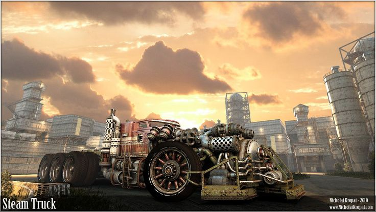 Ring In The Steampunk Decor To Pimp Up Your Home: 17 Best Images About K9 SP Cars Artwork On Pinterest