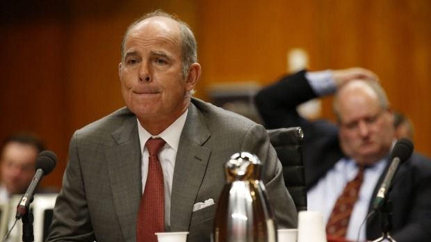 IOOF chief Chris Kelaher has told a Senate hearing the company did not report suspected cases of insider trading and front-running. http://www.canberratimes.com.au/business/ioof-boss-admits-company-never-reported-suspected-insider-trading-to-asic-20150707-gi6nmg.html