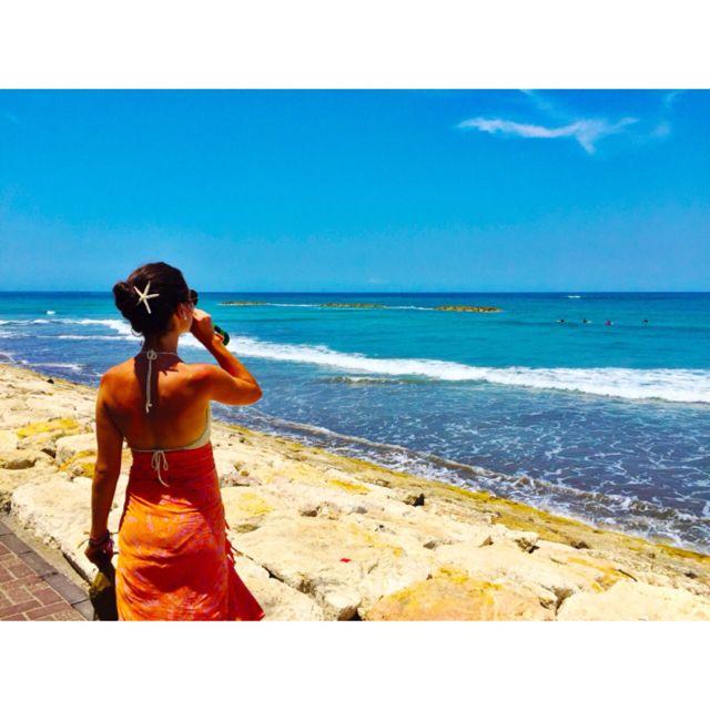 Kuta beach, Bali Starfish clip by fancy things by nancy  http://fancythingsbynancy.etsy.com