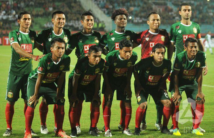 HASIL BHAYANGKARA SURABAYA UNITED VS SRIWIJAYA FC Skor Akhir 0-1