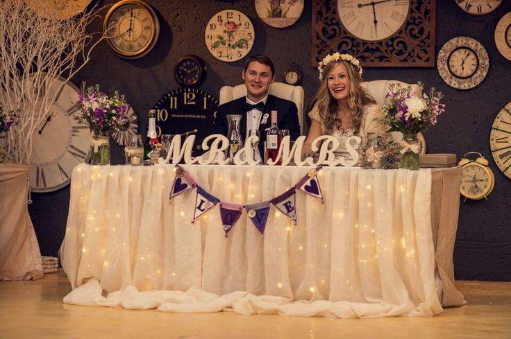 Bridal Table at Casa-lee Country Lodge www.casa-lee.co.za