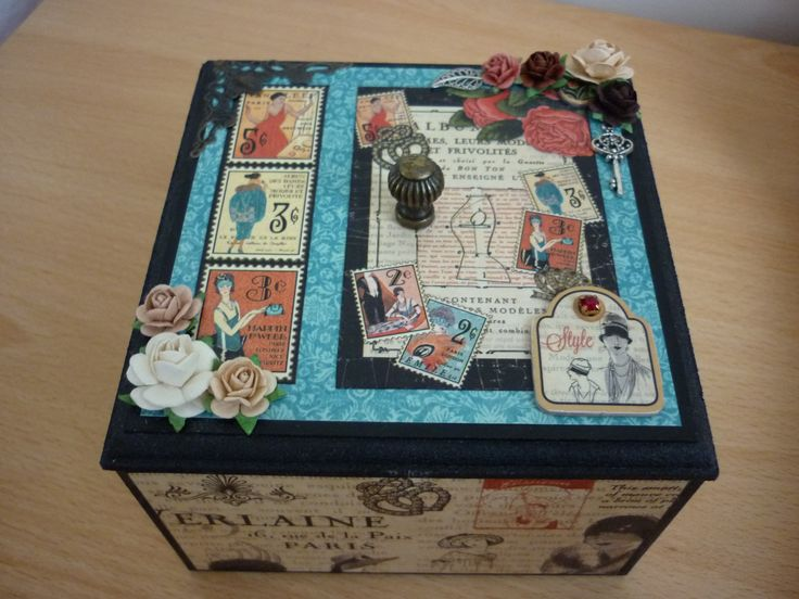 G45 Couture Jewellery box