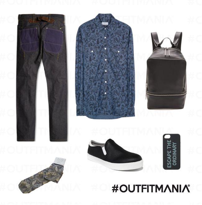 abbigliamento per uomo - www.outfitmania.it