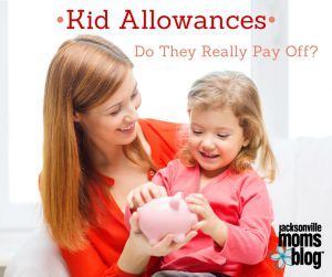 Kids Allowances, do they pay off?