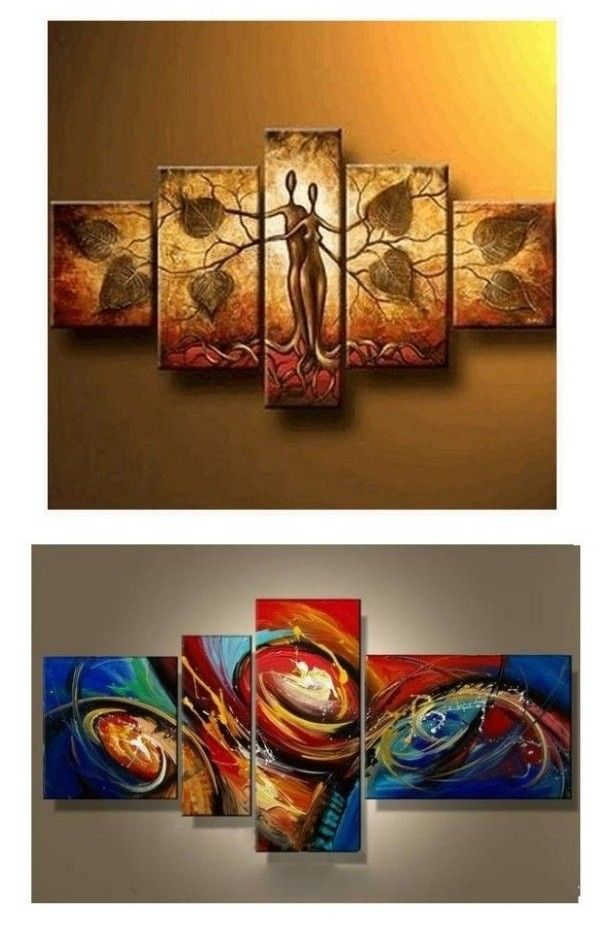 Canvas Painting, Abstract Painting, Tree of life Painting ...