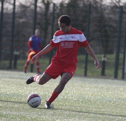 Team Solent Men's FC Highlights   sport solent