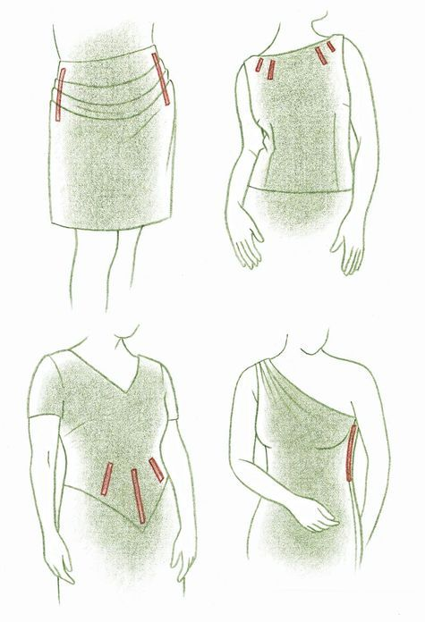 Boning - Not just for corsets - Learn how to engineer stability into all sorts of fitted garments with this couture technique.