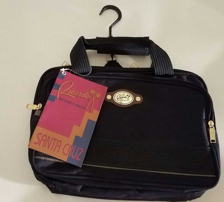 Makeup Carrying Case Carry-on NWT Ricardo Beverly Hills  | Travel, Luggage | eBay!