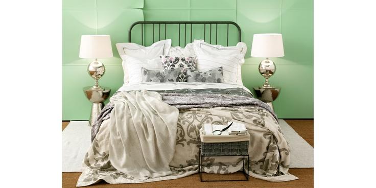 zara home spring summer 2012 pinterest bedrooms and sweet dreams. Black Bedroom Furniture Sets. Home Design Ideas