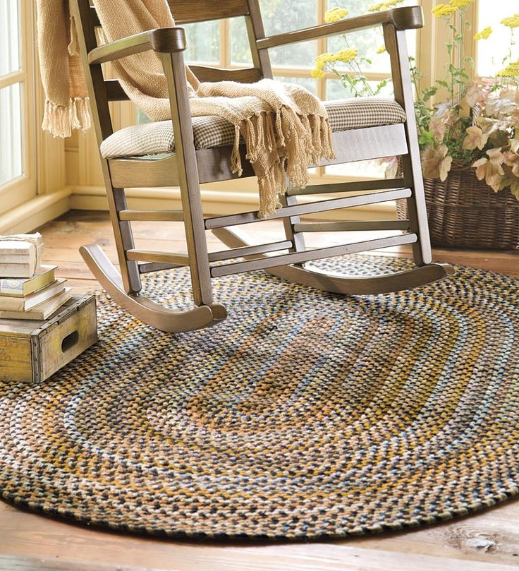 Braided Rug For Living Room
