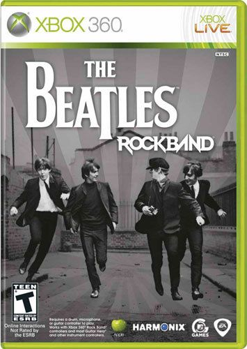 The Beatles: Rock Band - Xbox 360, 19364