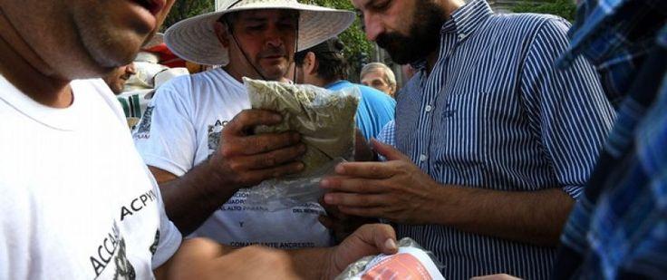 El transporte de cargas se sumó al debate sobre el precio de la yerba mate