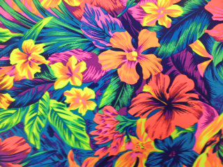 Tahitian Floral