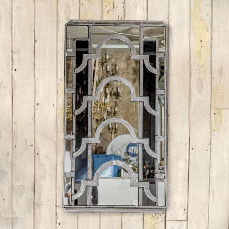 Art Deco wall mirror for sale on SalvoWEB from Architectural Forum, London  [Salvo code - 87 Best Furniture - Reclaimed & Antique For Sale Images On Pinterest