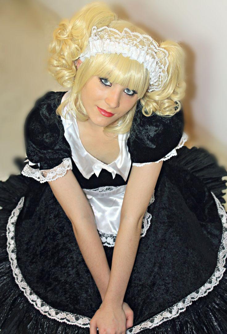Maid Crossdressing Scarlett Darleen Scarlett Darleen